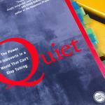 O Poder dos Quietos - Capa do Livro