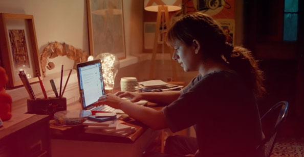 Como Superar um Fora - Fé escrevendo