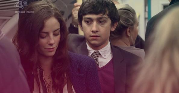 Skins 7ª temporada - Effy e Dominic