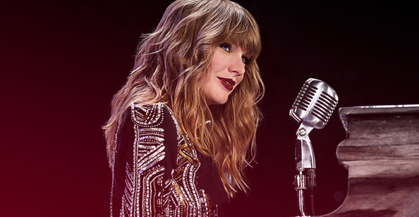 Taylor Swift - rep tour