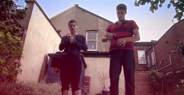Skins 3ª Geração - Matty e Nick