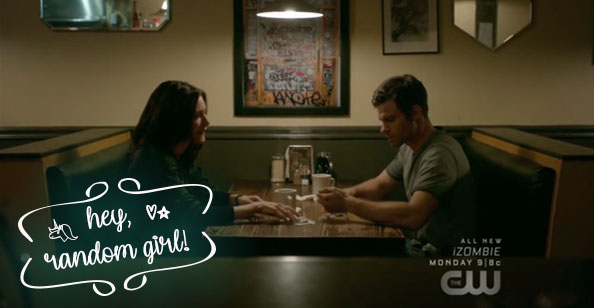 The Originals - 5ª temporada - Elijah e Antoinette