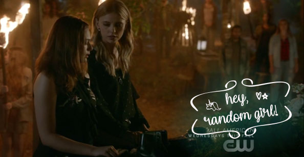 The Originals - 5ª temporada - Freya e Hope