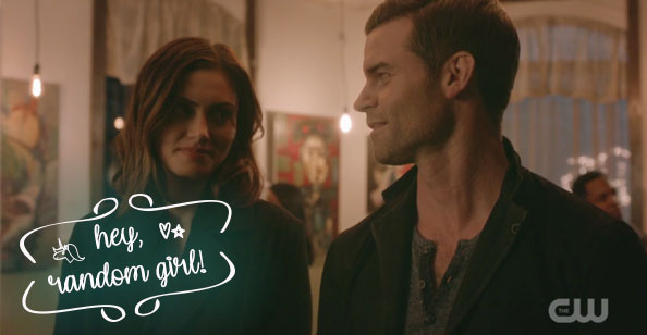 The Originals - 5ª temporada - Elijah e Hayley