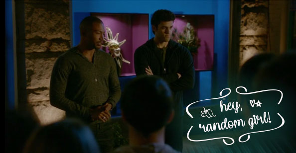 The Originals - 5ª temporada - Josh e Marcel