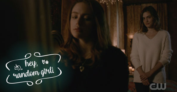 The Originals - 5ª temporada - Hope e Hayley