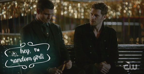 The Originals - 5ª temporada - Klaus e Elijah