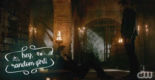 The Originals - 5ª temporada - Klaus e Mikael