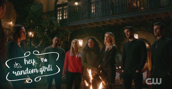 The Originals - 5ª temporada - família Mikaelson