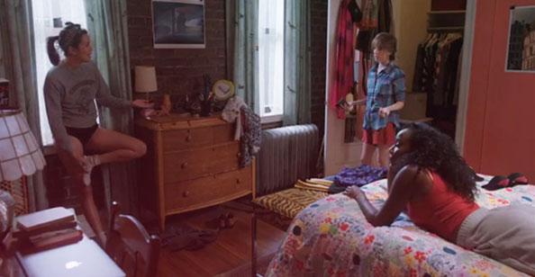 Love Life (1x01) - Darby, Sara e Mallory