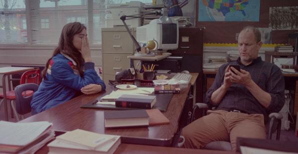 Quase 18 - Nadine e Mr Bruner
