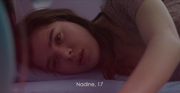 Quase 18 - Nadine